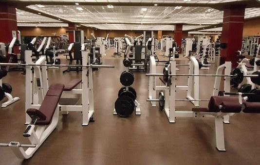 gym membership equipment machines in gym